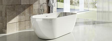 Ravak - производитель отдельно стоящих ванн с пожизненной гарантией!